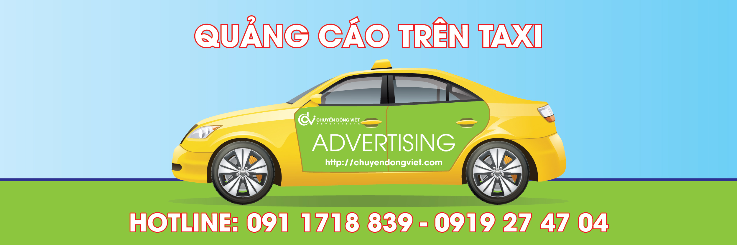 Qung co taxi